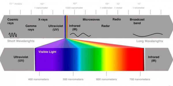 Risultati immagini per luce blu computer